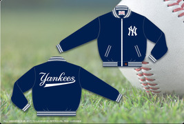 New York Yankees Lightweight Twill Jackets  - $89.95