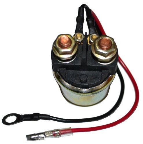 Starter relay solenoid yamaha 40 horse power outboard boat for 10 hp outboard jet motor