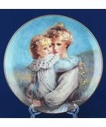 WS George Precious Embrace 1989 Bonds of Love Plate Brenda Burke Mother'... - $9.99