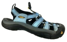 Keen Newport Womens Waterproof Sandals Water Shoes Size 6 M Blue Outdoor Casual - $31.10