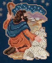 Benjamin Nativity Trilogy Ornament Kit 2013 cross stitch kit Mill Hill - $6.75