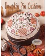 Pumpkin Pincushion cross stitch chart Jeanette ... - $8.50