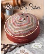 Bargello Pincushion cross stitch chart Jeanette Douglas Designs - $8.50