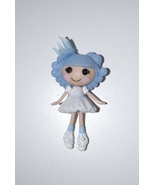 Lalaloopsy Mini Ivory Ice Crystals Snow Queen Doll  - $11.95