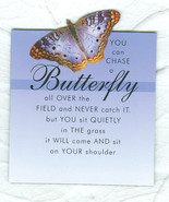 Paper House Productions Monarch Butterfly Magnet   - $4.00