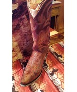 SALE! Old Gringo Lauren Brass/multi embroideredl Cowgirl Boot turquoise ... - $275.00