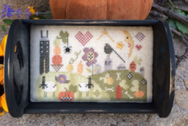 Midnight Garden Kit cross stitch kit Shepherd's Bush - $24.00