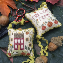 Harvest Home Fob Kit cross stitch kit Shepherd's Bush - $16.00