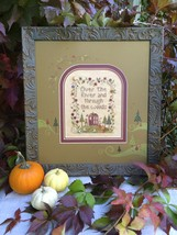 Over The River Kit cross stitch kit Shepherd's Bush - $36.00