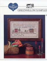 Greenwillow Sampler Need'l Love Cross Stitch Pattern Leaflet NEW 30 Days... - $5.37