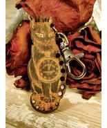 Mimi Cat Travel Thread Organizer cross stitch accessory Retromantic Frip... - $6.00