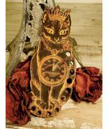 Mimi Cat Thread Organizer cross stitch accessory Retromantic Fripperie - $13.00