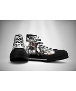 Johnny the Homicidal Maniac  3D Print Canvas Shoes - $24.99+