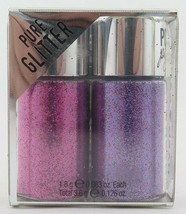 Hard Candy ❤ Poppin Pigments Loose Pure Glitter Makeup Star & Moon Pink & Purple - $10.29