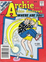 Archie…Archie Andrews, Where Are You? Digest Magazine #93 VF/NM; Archie | save o - $14.99