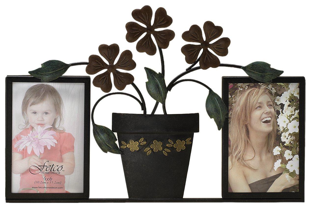 Fetco Home Decor Rosanna Frame with Flower and 50 similar items