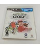 John Daly's ProStroke Golf (Sony PlayStation 3, 2010) ps3 - $6.93