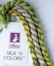 Scottish Highlands Limited Edtion Pack Silk n Colors The Thread Gatherer - $20.00