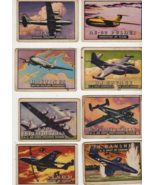 """Topps - """"Wings"""" Aircraft Trading Card (Lot of 15 Cards) - $16.95"""