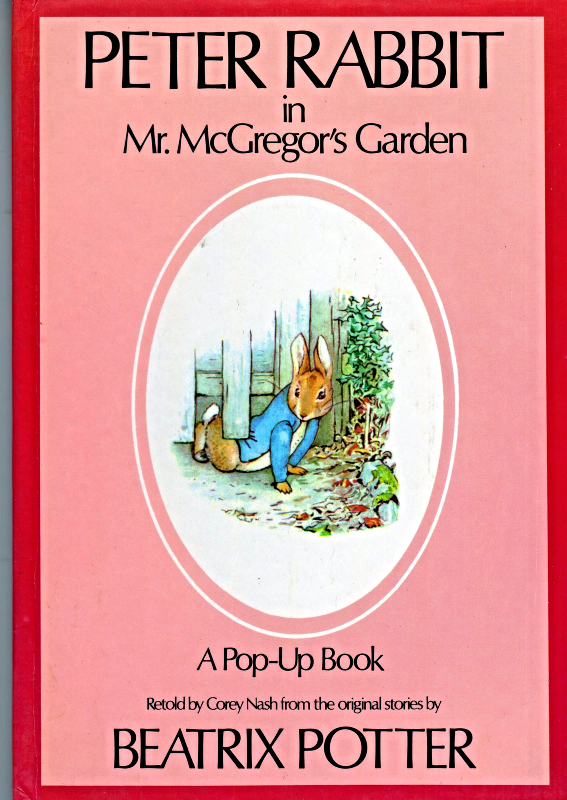 Primary image for Peter Rabbit in Mr. McGregor's Garden ( A Pop-Up Book) - 1986