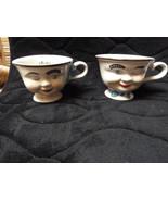 3 pc setbailys irish cream man, woman , coffee  collectible mugs with a ... - $34.00