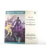 Richard Strauss: Don Juan - Till Eulenspiegel - First Waltz Sequence fro... - $34.63