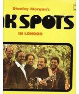 Stanley Morgan's Ink Spots In London [Vinyl] Ink Spots - $19.78
