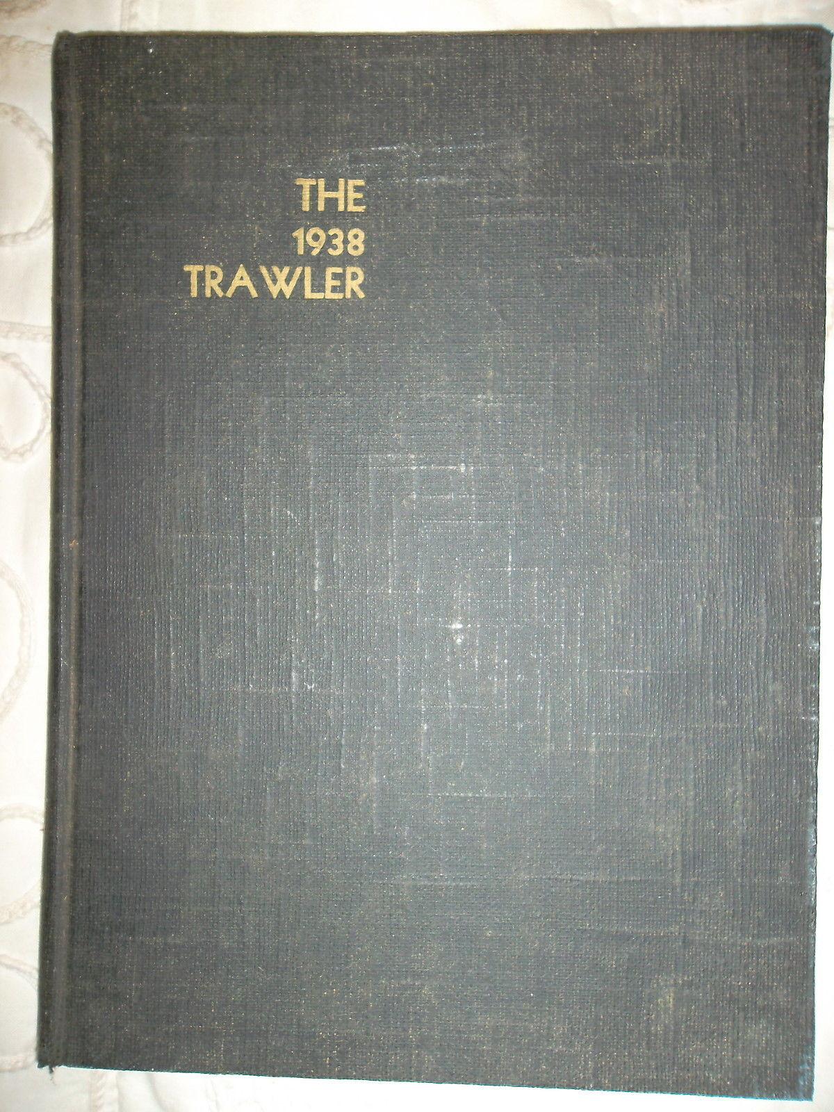 Primary image for Babylon (NY)  HS Yearbook - The 1938 Trawler - Vintage - Rare!
