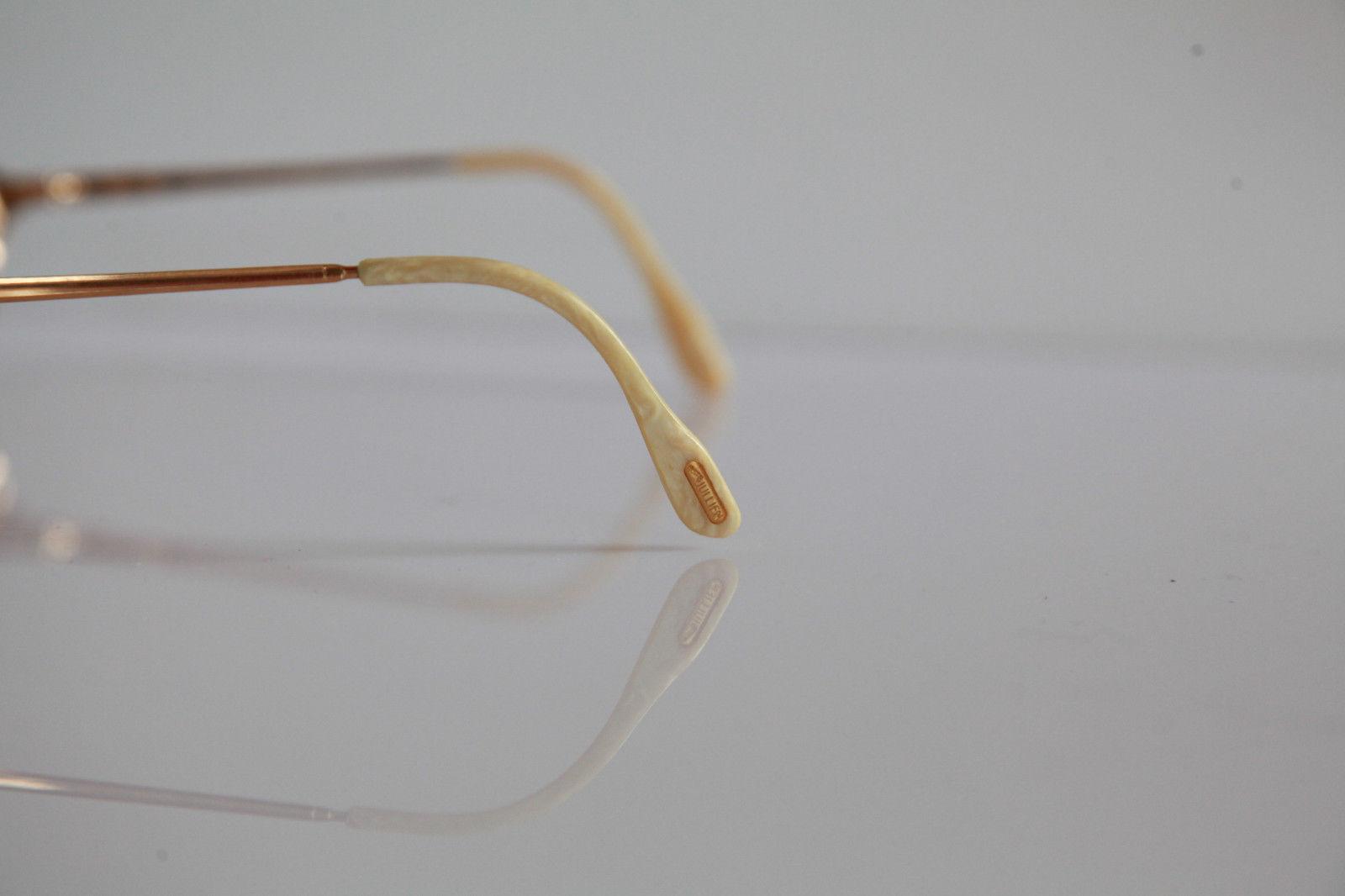 HENRY JULLIEN, OR LAMINE 20/000, MERIDA, Gold Frame, RX-Able Lenses. France