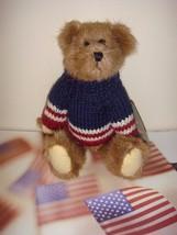 Boyds Bears Plush Roosevelt Patriotic Bear - $12.99