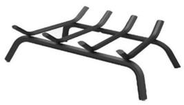 Fireplace Log Wood Holder Wrought Iron Rack Gra... - $34.74