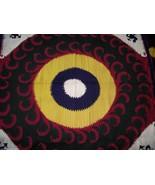 Vintage Embroidered Suzani Bolinpush - $195.00