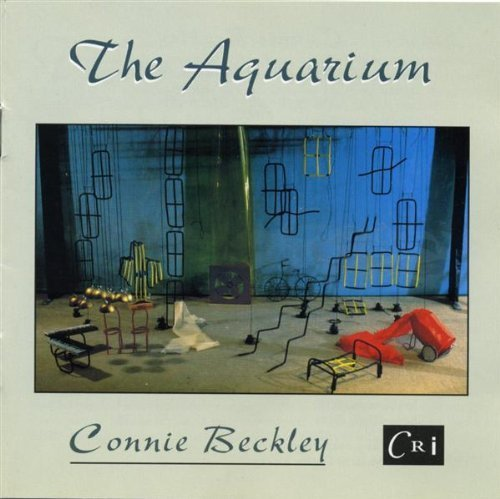 Primary image for Connie Beckley: The Aquarium [Audio CD] Connie Beckley