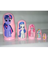 Little Pony nesting doll - $17.00