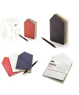 Outlet Sale Hankie Pocketbook suits‭ Notepad  Paper Products Gift elegan... - $12.90