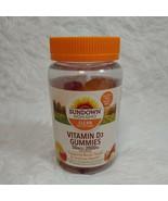 SUNDOWN Non-GMO Vitamin D3 50 MCG 2000 IU 90 Flavored Gummies NEW SEALED - $14.85