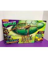 TMNT Teeange Mutant Ninja Turtles High Flyin' Blimp NEW nickelodeon Play... - $29.69