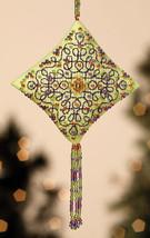 Citrus Parfait Tiny Treasures Diamond Ornament Kit 2013 cross stitch Mill Hill - $8.10