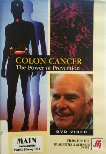 Primary image for Colon Cancer - The Power of Prevention [DVD] [DVD]