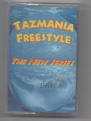 Primary image for Tazmania Freestyle Level a New Series 1998 Cassette (Sealed)