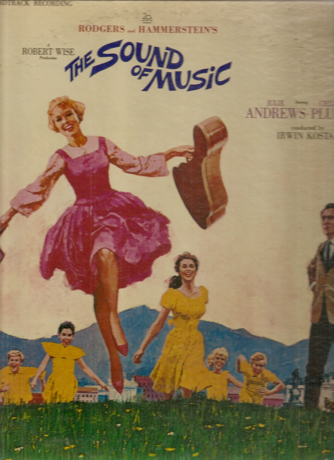 Primary image for LP  The Sound Of Music (An Original Soundtrack Recording)