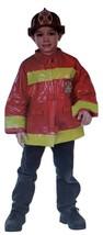 Child's Fireman's Costume - 3 yrs. size …(A/B) - $14.99