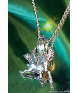 PEGASUS Spirit PROTECTION Creativity Astral Travel Bonded to You - $50.00