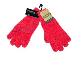 Isotoner Thinsulate Ultra Insulation Red 40gram Women's Gloves  One Size - $15.95