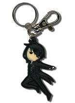 Black Butler Sebastian Jumping PVC Key Chain GE36647 *NEW* - $9.99