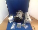 99 02 chevy express blazer 4.3 ac air conditioning compressor kit  2  thumb155 crop