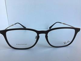 New Ray-Ban  RB 5389  2880 56mm Gunmetal Men's Eyeglasses Frame Italy - $79.99