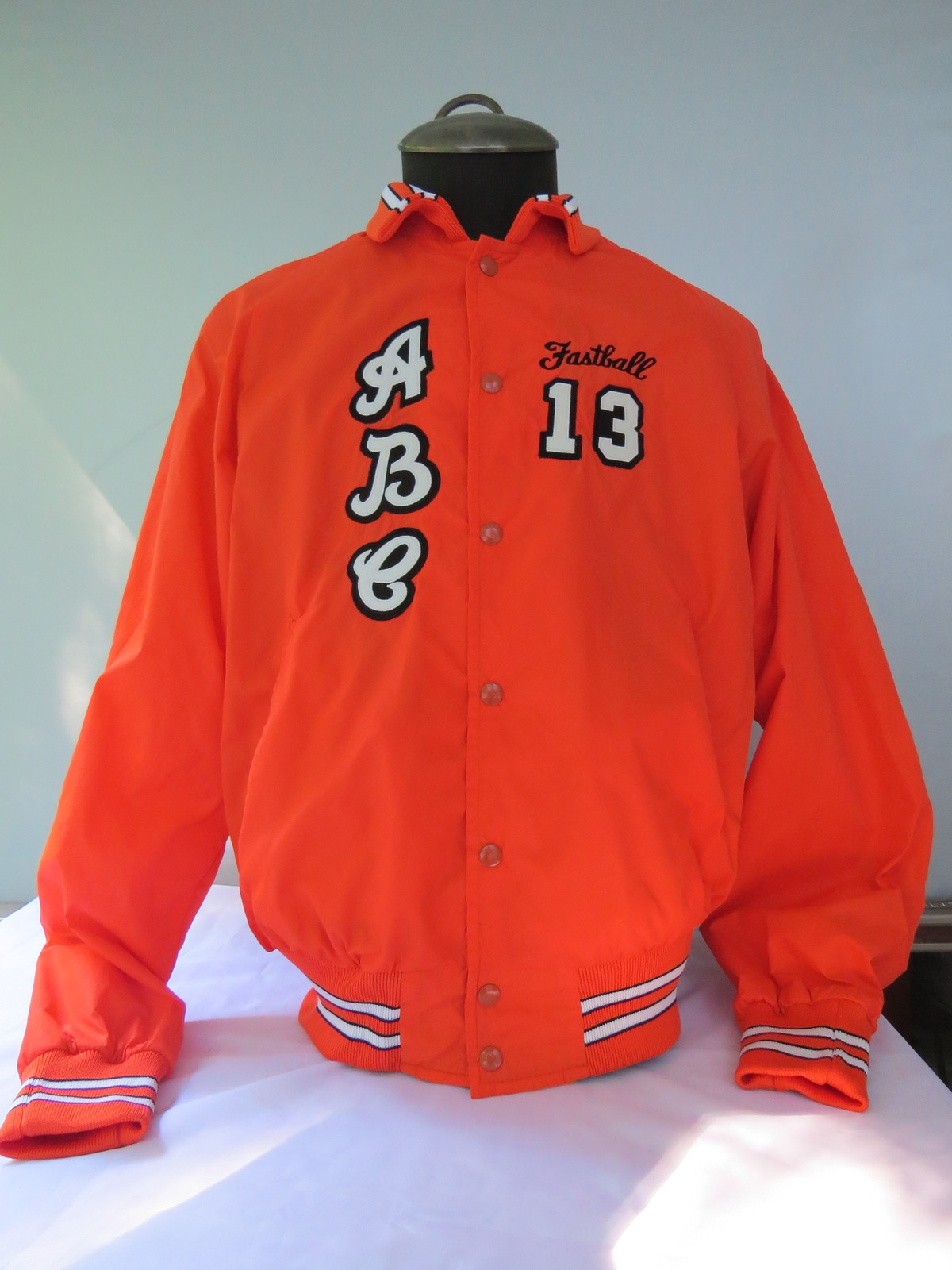 Primary image for Vintage Local Baseball Jacket - Full Crested - Calgary Alberta Canada -Men's XXL