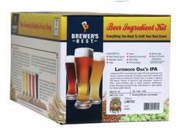 Brewer's Best Lakewood Oak'd IPA Beer Ingredient Kit - $46.95