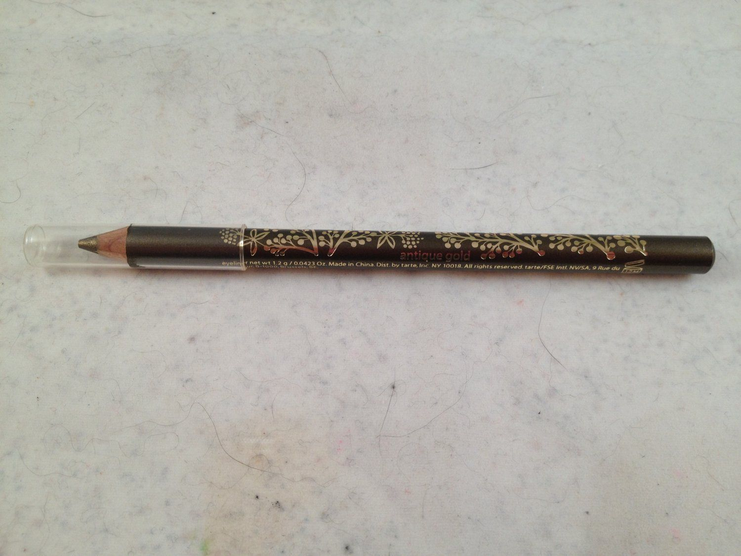 Primary image for Tarte Amazonian Clay Eyeliner Choose Shade Slate Bronze Black Nude Golden Plum